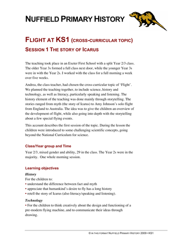 History of flight timeline by neecollaa | Teaching Resources