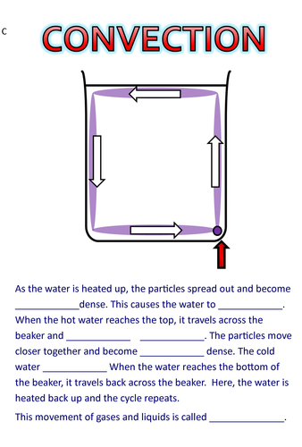 Convection worksheet C HT