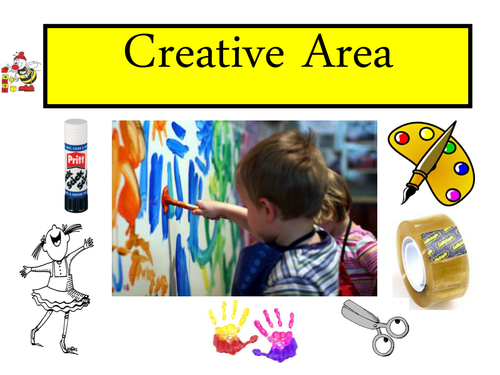 Areas of Learning EYFS