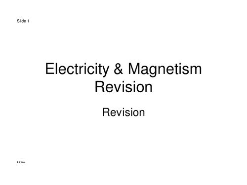 electricity and magnetism overview worksheet by uk teaching resources tes. Black Bedroom Furniture Sets. Home Design Ideas