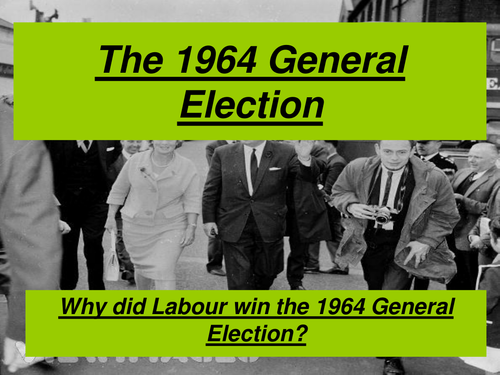 1964 General Election