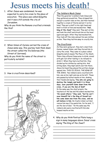 Who was Jesus? by BexMO - Teaching Resources - Tes