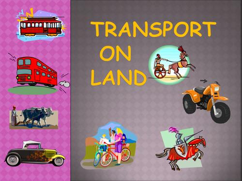 Transport Power Point