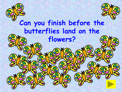 Butterfly Timer