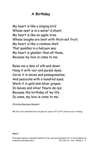 persuasive poems