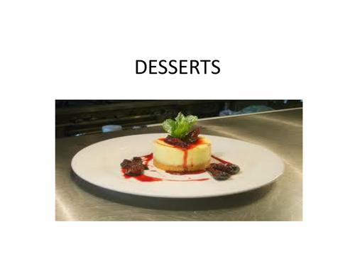 Dessert ideas for gcse cateringfood technology by lavern2072 dessert ideas for gcse cateringfood technology by lavern2072 teaching resources tes forumfinder Gallery