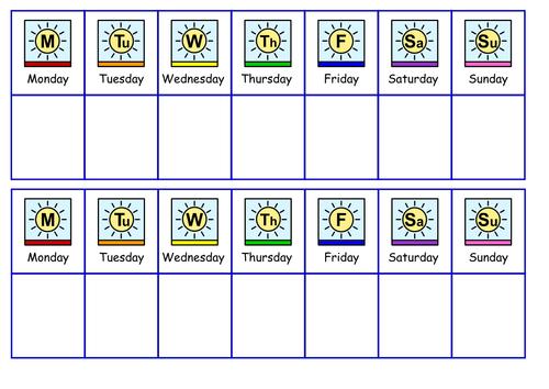 Widgit- Countdown/planner