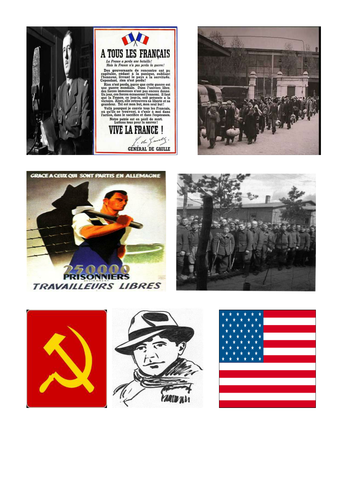 French Resistance (factors in development)
