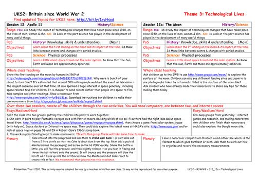 Apollo 11 By Theautisticteacher Teaching Resources Tes