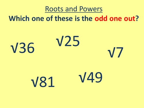 Square Root Golf Estimating Roots by ceejaypee Teaching – Estimating Square Roots Worksheet