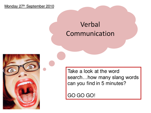 Effective nonverbal communication by OLIVIA9487 Teaching – Non Verbal Communication Worksheets