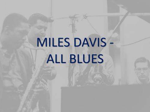 AOS 3 Miles Davis Resources