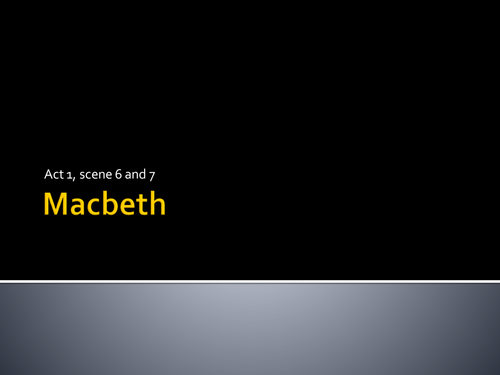 examples of conflict within shakespeare s macbeth