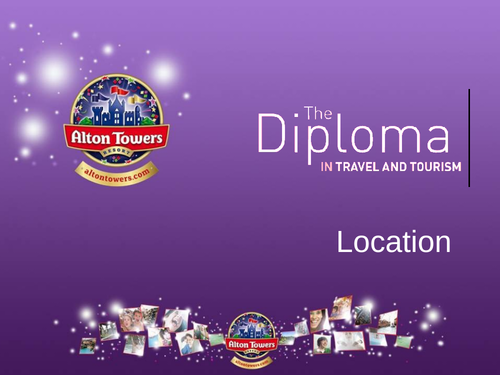 Alton Towers Resources