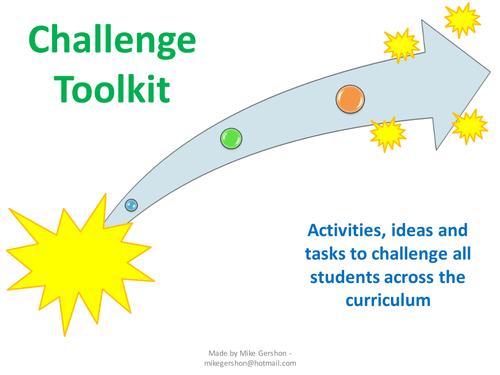 Challenge Toolkit