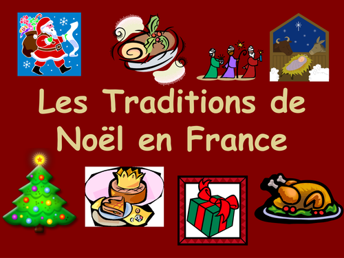 Christmas In France Tradition.French Christmas Traditions