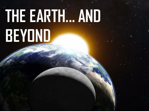 Image result for earth and beyond