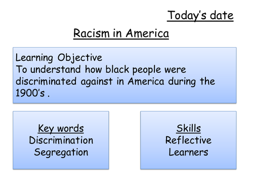 Civil Rights Movement Photostory and Worksheet by BAH – Civil Rights Movement Worksheets