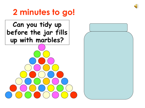 Marbles Timer