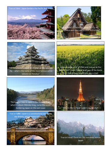 Human or Physical - Japan