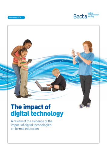the major impact of technology on modern life 2 ceulemans, pauline w the impact of technology on social communication abstract this study discusses the impacts technology has had on social behavior.