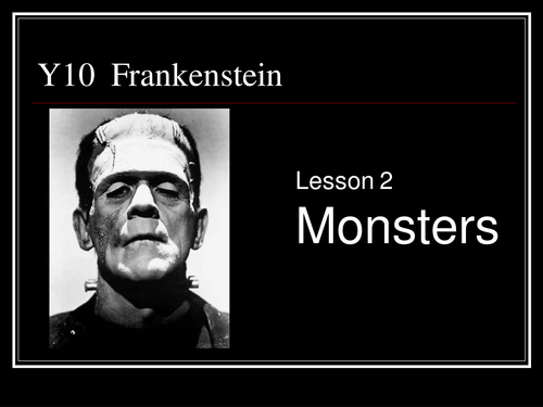 essay about frankenstein Essay on frankenstein: free examples of essays, research and term papers examples of frankenstein essay topics, questions and thesis satatements.
