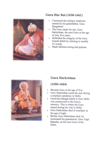 Resources for teaching Sikhism / Sikhism Day