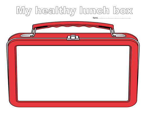 Healthy eating sorting by Ibuzzybea - Teaching Resources - Tes