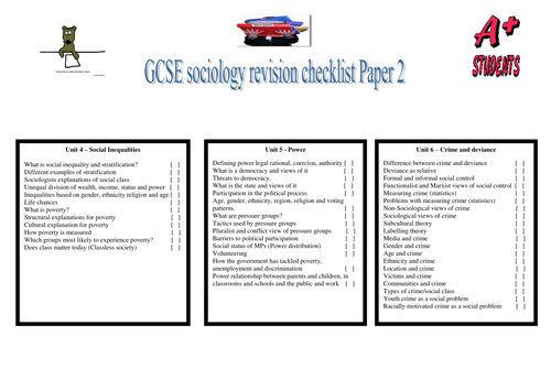 GCSE AQA Unit 5 Power revision guide by JamesPearson