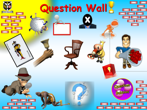 A fun way of opening Deep questioning strategies