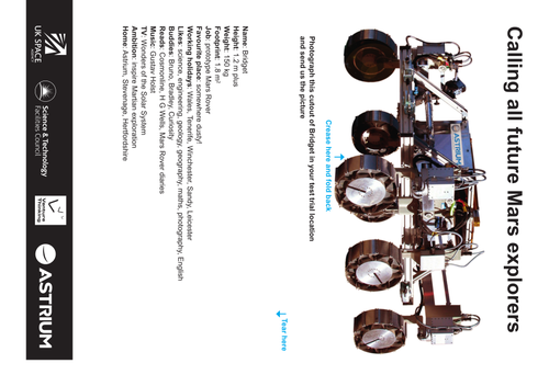 mars rover design challenge - photo #34