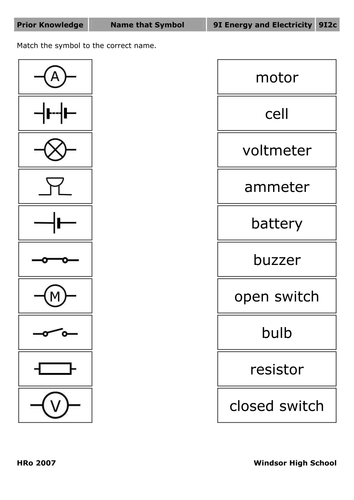 Current Electricity in Series Circuits by mousey80 - Teaching ...
