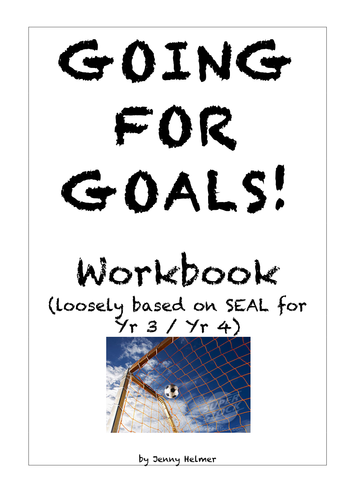 Going for Goals Year 3/4