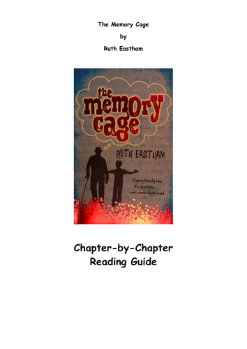 The Memory Cage - English Study Guides