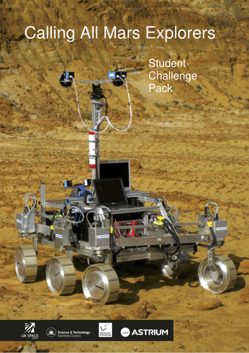 Calling All Mars Explorers