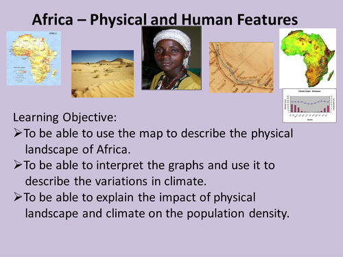Africa By Abhinav Teaching Resources Tes - Africa map ks2