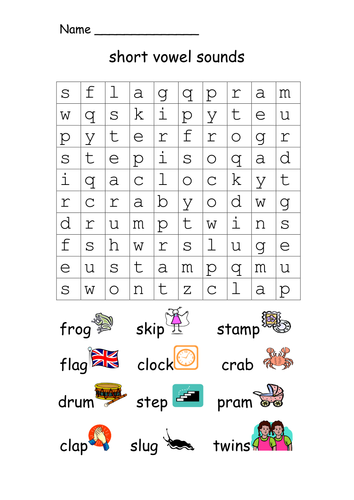 More Phonic Word Searches 6088842 on Phase 3 High Frequency Words Worksheets