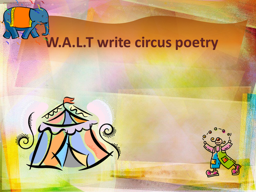 circus poems