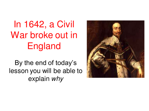 Causes Of The English Civil War By Eskimomelon  Teaching  Causes Of The English Civil War