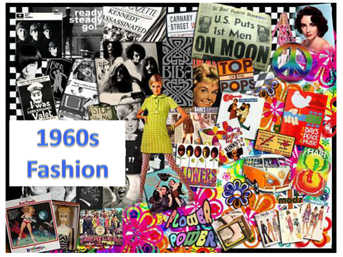 Swinging Sixties: Fashion