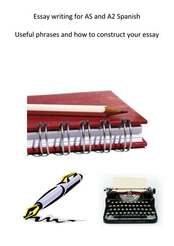 Essay phrases