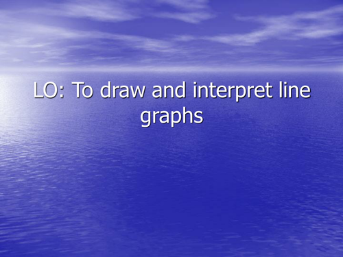 Line graphs activity by jwraft teaching resources tes line graphs ccuart Choice Image