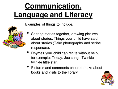 learning journal - parent involvement