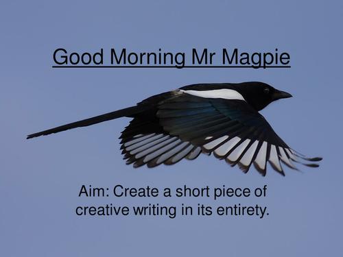 short creative writing piece