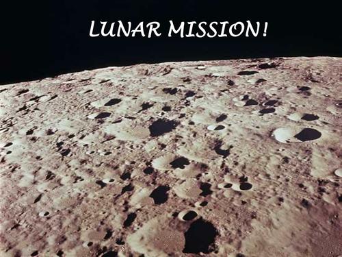 Lunar Mission!
