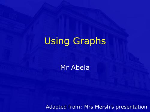 Representing Data: choosing the best graph