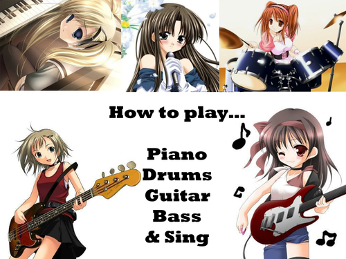 How to Play - Band Instruments