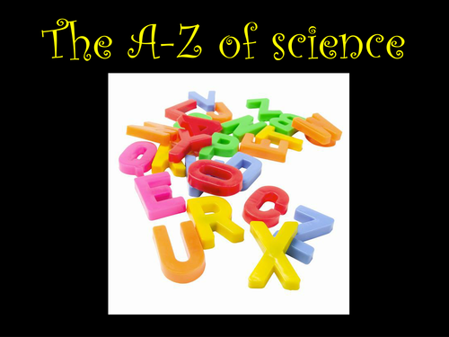 a science general knowledge quiz
