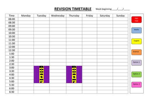 Revision aids