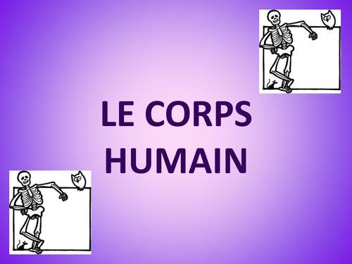 Le corps humain + chez le docteur
